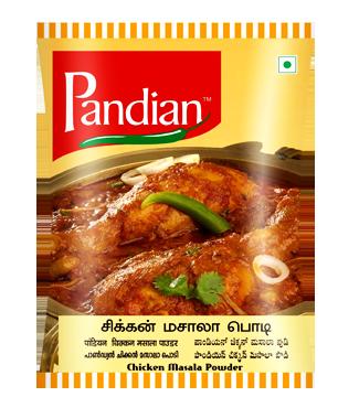 Recipe of chicken masala powder